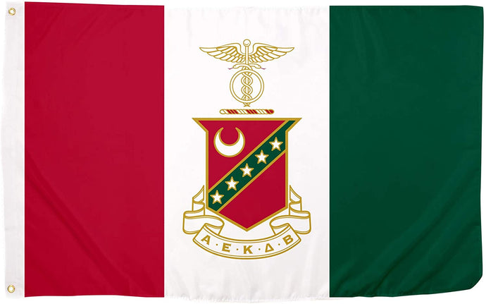 Kappa Sigma Chapter Fraternity Flag 3 feet x 5 feet Polyester Banner Large Decor Sign Decor Kappa Sig