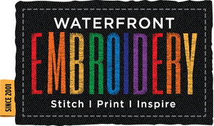 Waterfront Embroidery