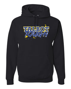 Hampton Central Talbot Tough - 996M Black Pull Over Hoodie