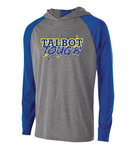 Hampton Central Talbot Tough - 222539 Royal/Graphite Pullover Hoodie