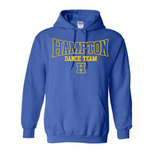 Load image into Gallery viewer, Hampton - 18500B Royal Blue Youth Pullover Hoodie