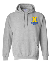 Load image into Gallery viewer, Hampton H - 18500B Sport Grey Youth Pullover Hoodie