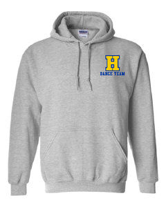 Hampton H - 18500B Sport Grey Youth Pullover Hoodie