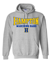 Load image into Gallery viewer, Hampton - 18500 Sport Grey Pullover Hoodie