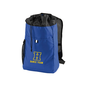 Hampton H - BG211 Royal Blue Hybrid Backpack