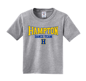 Hampton - 29B Athletic Heather Dri Power Youth Tee