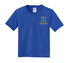 Load image into Gallery viewer, Hampton H - 29B Royal Blue Dri Power Youth Tee