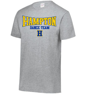 Hampton - 29M Athletic Heather Dri Power Tee