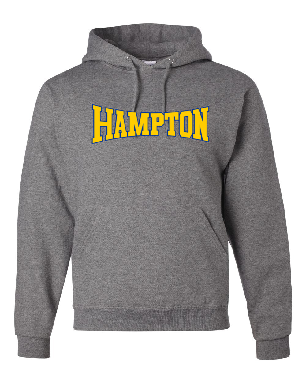 Hampton Central - 996M Oxford Pull Over Hoodie