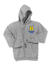 Load image into Gallery viewer, Hampton H - PC90HT Tall Athletic Heather Pullover Hoodie