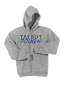 Hampton Central Talbot Tough - PC90HT Tall Athletic Heather Pullover Hoodie