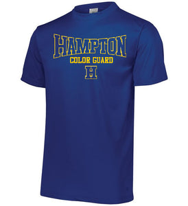 Hampton - 29M Royal Blue Dri Power Tee