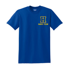 Load image into Gallery viewer, Hampton H - 2000B Youth 100% Cotton Royal Blue Tee