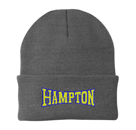 Hampton - CP90 Oxford Grey Beanie
