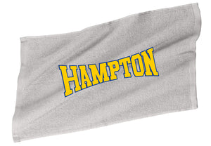 Hampton Central - PT38 Silver Rally Towel