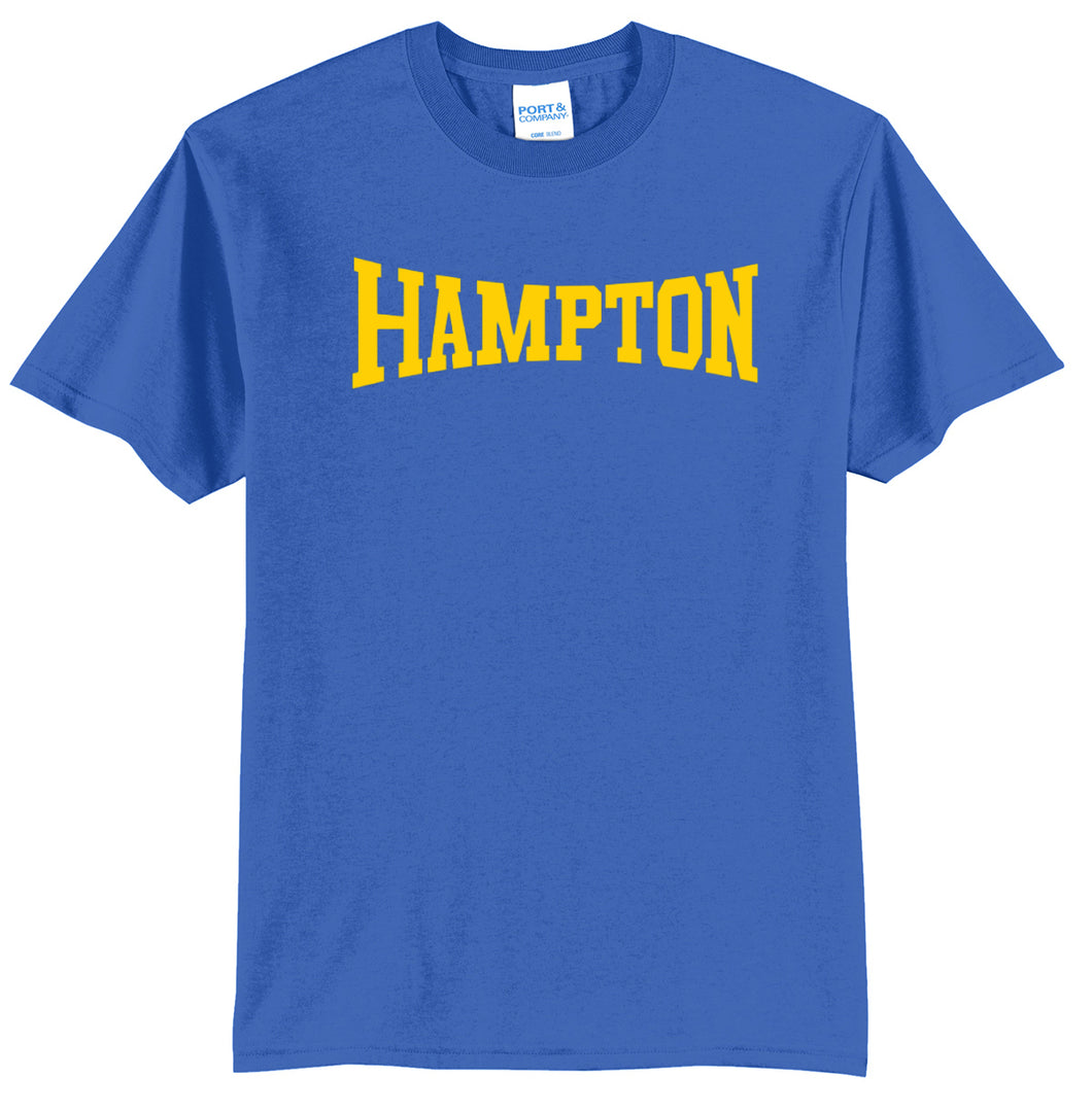 Hampton Central - PC61T/PC55T  Tall Royal Tee