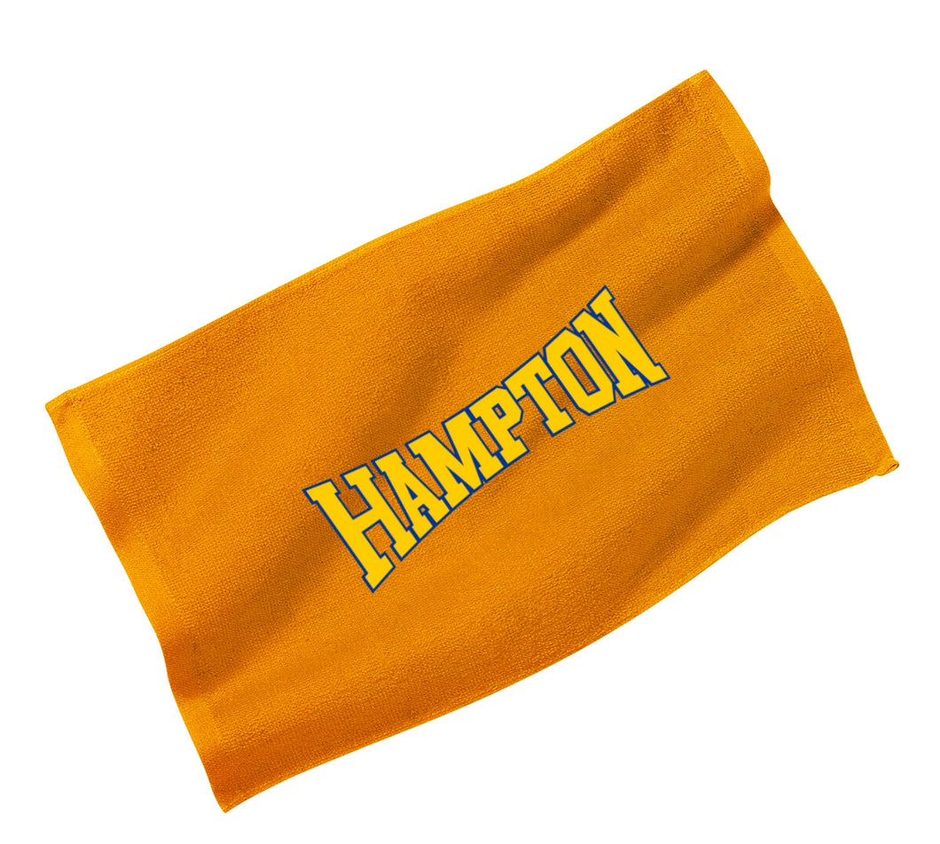 Hampton Central - PT38 Gold Rally Towel