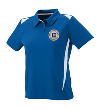 Load image into Gallery viewer, Hampton Embroidered Design - 5013 Ladie's Sports Polo