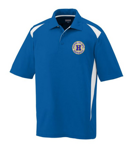 Hampton Embroidered Design - 5012 Men's Sports Polo
