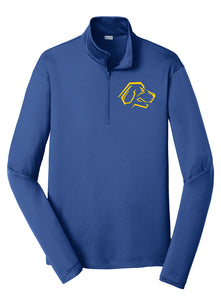 Hampton Talbot - ST357 Men's Royal Blue 1/4 Zip