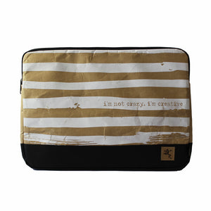 "Funda para laptop de 13"" Crative Ref. Negro"