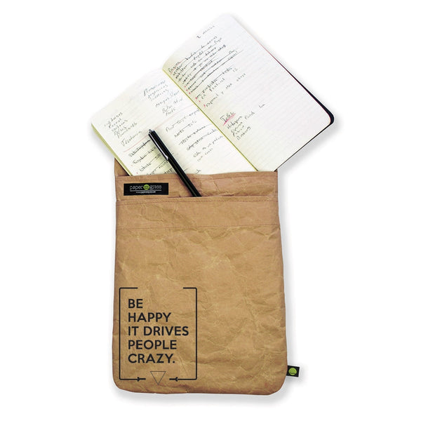 "Funda para ipad o tablet de 10"" Be happy"