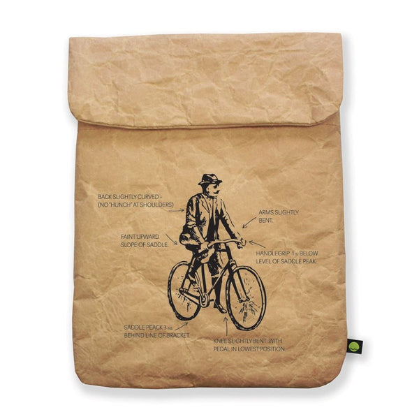 "Funda para ipad o tablet de 10"" Bici"