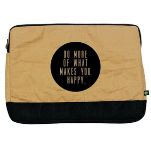 "Funda para laptop de 13"" Do more Ref. Negro"