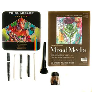 Color Pencil Lesson Pack