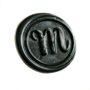 Wax Seal (Peel & Stick) Cursive Font