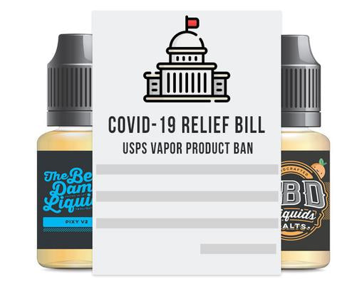 How USPS Vape Mail Ban Affect's Your Vape Pricing!