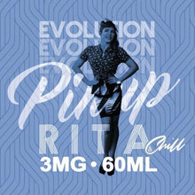 Load image into Gallery viewer, Pinup Evolution Vapors - Rita Chill