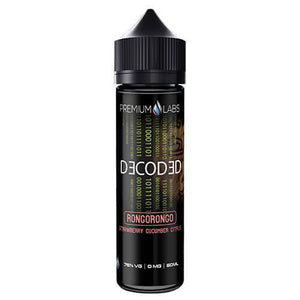 Decoded eLiquid - Rongorongo