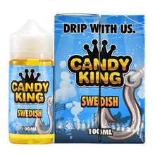 Load image into Gallery viewer, Candy King eJuice - Swedish