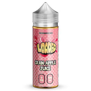 Loaded E-Liquid - Cran-Apple Juice