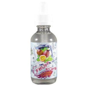 Fruit Pops Premium eJuice - Frozen Passion
