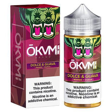 Load image into Gallery viewer, Okami Brand E-Juice - Dolce & Guava