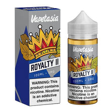 Load image into Gallery viewer, Vapetasia eJuice - Royalty II