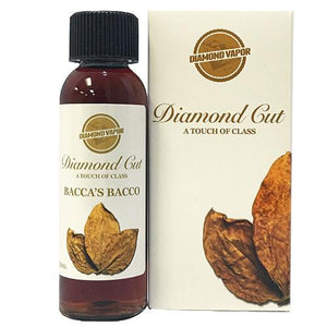 Diamond Cut By Diamond Vapor - Bacca's Bacco