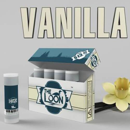 The Loon eCig - Reload Shot - Vanilla (5 Pack)