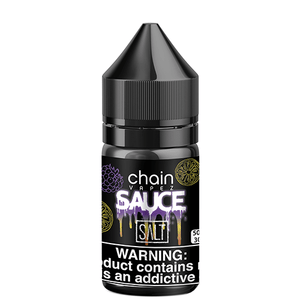 Chain Vapez Salt eJuice - Sauce