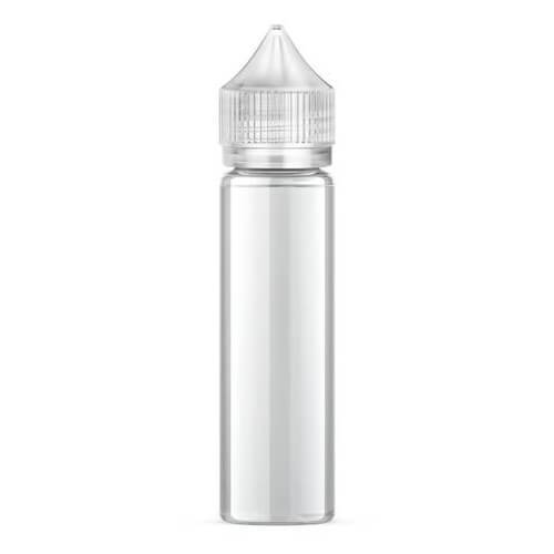 Chubby Gorilla Vaping Products - Clear Unicorn Bottle - 60ml
