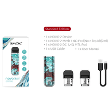 Load image into Gallery viewer, Smok Novo 2 Kit Resin Edition