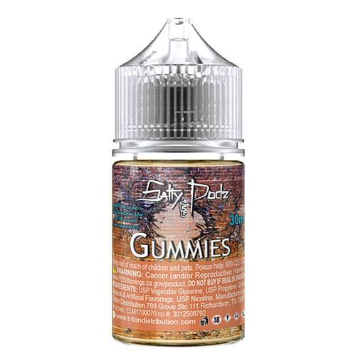 Salty Podz eJuice - Gummies