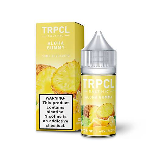 TRPCL 100 Salts - Aloha Gummy Nic Salt