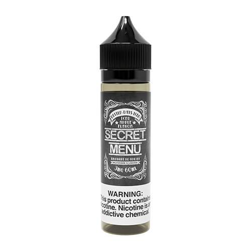 Secret Menu by Milkshake Liquids - Better Days Ice