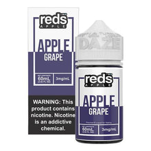 Load image into Gallery viewer, Reds Apple EJuice - Reds Grape
