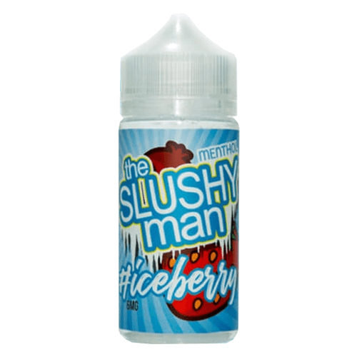 The Slushy Man E-Liquid - #ICEBERRY