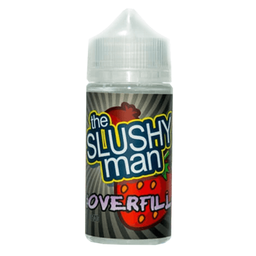 The Slushy Man E-Liquid - #OVERFILL