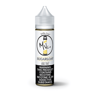 White Label by Maine Vape Co - Sugarloaf